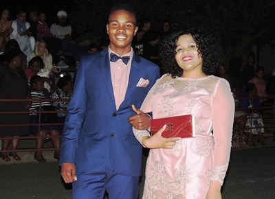 Union High School's Matric Farewell