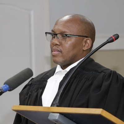 WC High Court 'uproots' to inaugurate local lawyer
