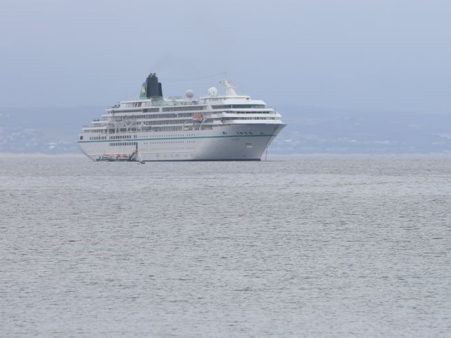 Cruise season kicks off