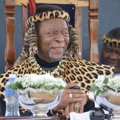 King Goodwill Zwelithini passes on