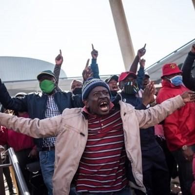 Huge public sector strike action looms