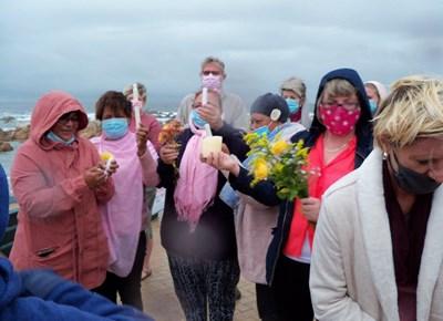 Ceremony for Yolandi Botes