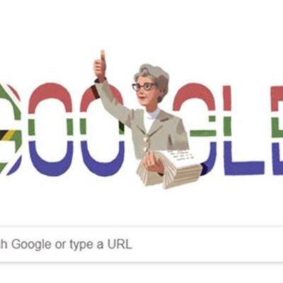 Google pays tribute to Helen Joseph