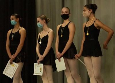Dancing galore at AAB Awards