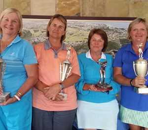 Women's golf championships