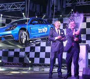 Porsche scoops award once again
