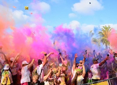 Music Colour Run