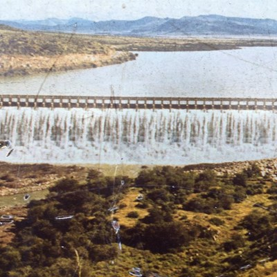 Nqweba Dam wall a danger