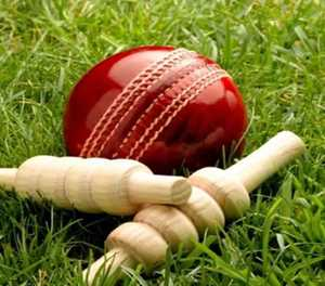 Weekend club cricket fixtures