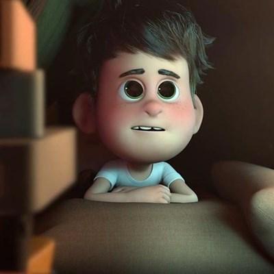 Award-winning animation film by former Georgian