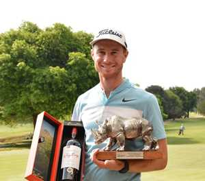 Mitchell wins epic play-off at Big Easy IGT Parkview