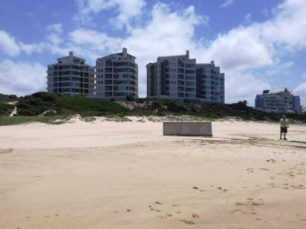 Wees bedag op veiligheid op strande