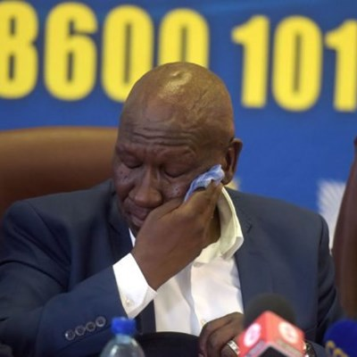 DA calls Cele a 'rape apologist', demands his head as minister