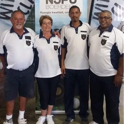 Balle rol in Suid-Kaap