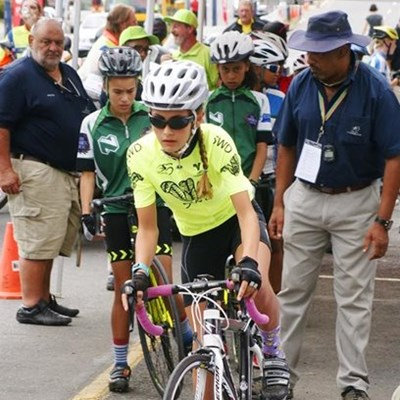Remarkable achievement for young cyclist