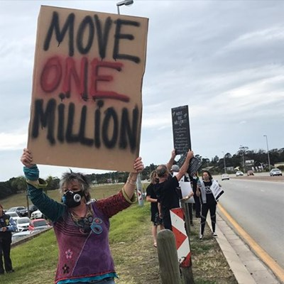 Move One Million needs your voice