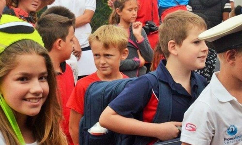 Laerskool Bertie Barnard hou Vriendskapsdag