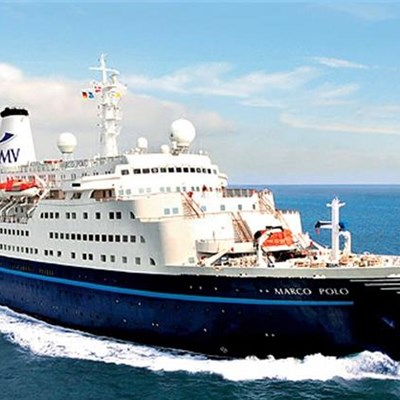 Marco Polo visits Mossel Bay