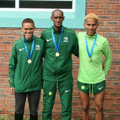 Thembalethu Wellness Club hosts first race