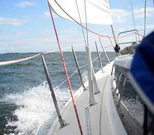 Come sailing, everyone