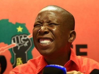 Warrant of arrest issued for Malema