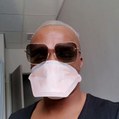 Somizi is baffled by people still recognising him with a mask on