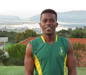 Victorious SA debut for former Knysna learner