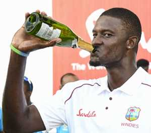 Windies captain Holder banned for slow over-rate