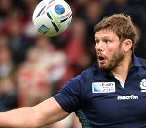 Scotland's record cap holder Ford to leave Edinburgh