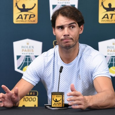 Nadal pulls out of Paris, Djokovic takes world number one spot