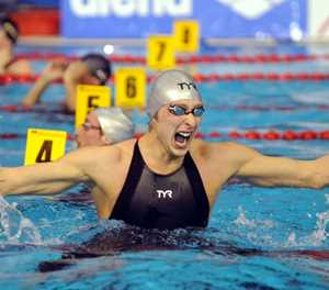 French swimmer Leveaux comes out of retirement chasing gold