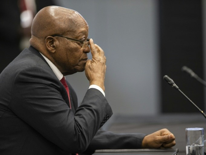Zuma claims he has been 'vilified'