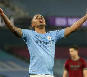 Man City equal unbeaten record in 4-1 Wolves demolition