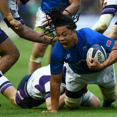 Samoa get tattoo tips as they bid to leave mark in Japan