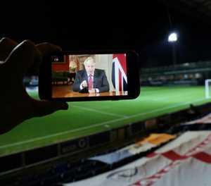 England ready to host more Euro 2020 games: Johnson