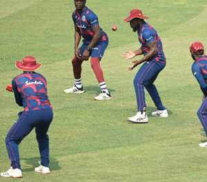 Shell-shocked Bangladesh look to level West Indies series