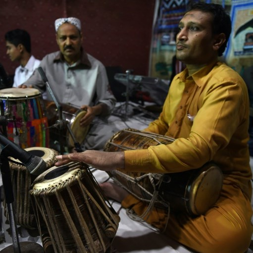 Pakistan's qawwali music fights to be heard after singer's death