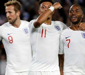 England's flourishing forwards leave Southgate spoiled for choice