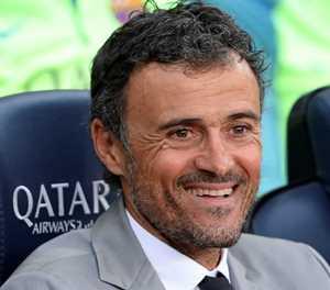 Former Barca boss Enrique named Spain coach