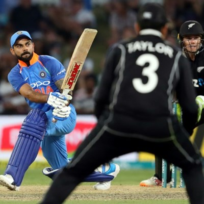 Kohli bows out with India undefeated in New Zealand