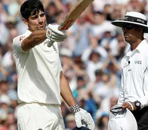 Alastair Cook bows out of Test cricket in fairytale fashion