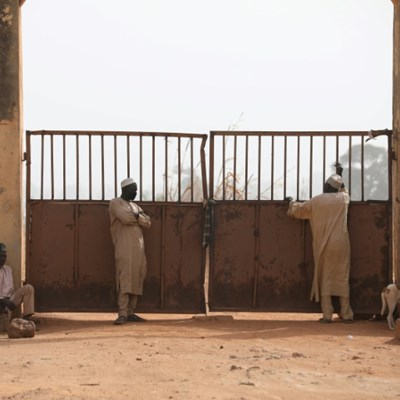 344 Nigerian schoolboys released after mass kidnapping