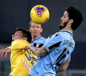 Record-equalling Lazio miss chance to go second with Verona stalemate