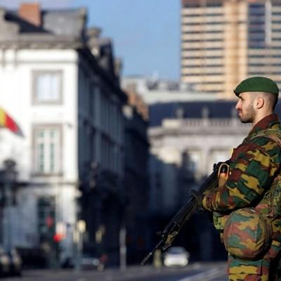 Belgium arrests man suspected of plotting attack on US embassy