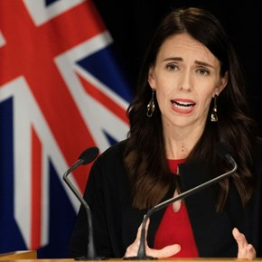 New Zealand PM Ardern calls September election