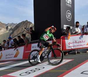 Australian Ewan sprints to second-stage victory on UAE Tour