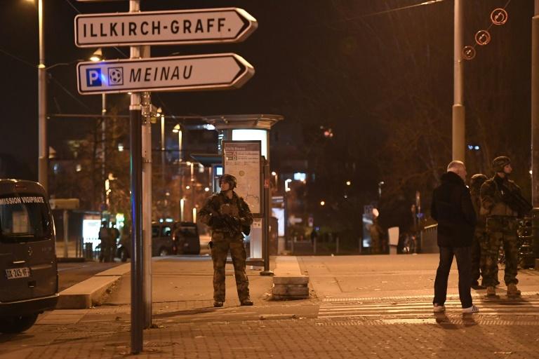 Strasbourg Christmas Market Shooting.Two Dead 11 Injured In Strasbourg Christmas Market Shooting