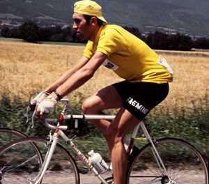 Cycling legend Eddie Merckx recovering after bike fall