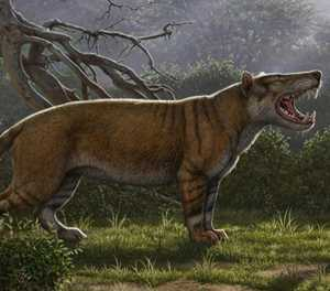 Researchers discover ancient giant 'lion' in Kenya