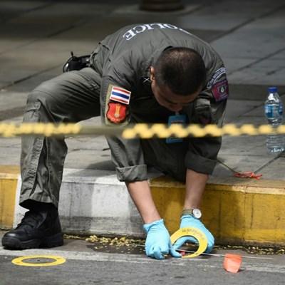 Bombs rattle Bangkok during ASEAN summit, wounding three